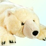 Stuffed Plush Polar Bears from Stuffed Ark